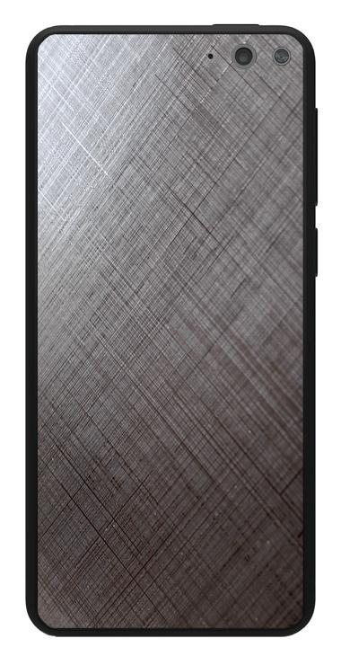 Amazon Fire Phone 3D Aufkleber / Sticker für Rückseite - Schraffur