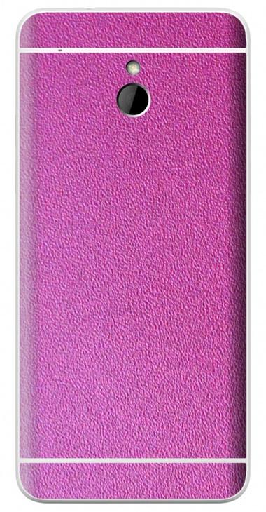 HTC One Mini 3D Aufkleber / Sticker für Rückseite - Think Pink
