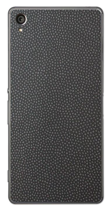 Sony Xperia Z3 3D Aufkleber / Sticker für Rückseite - Tropfen