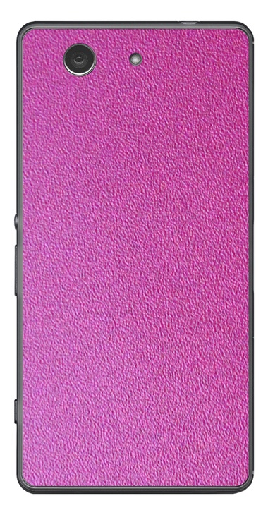 Sony Xperia Z3 Compact 3D Aufkleber / Sticker für Rückseite - Think Pink