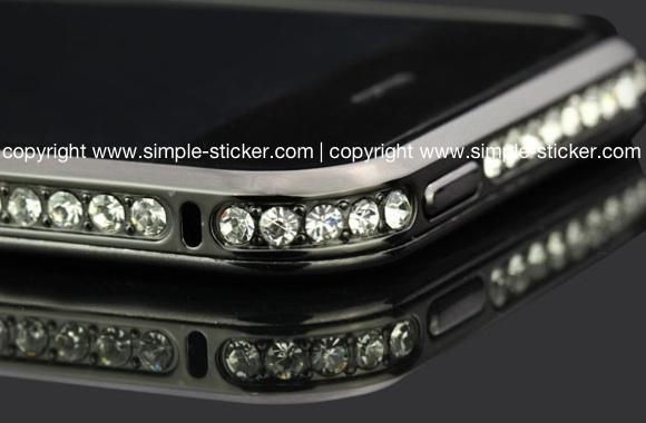 iPhone Diamond Bumper für iPhone 5/5S - simple-sticker.com
