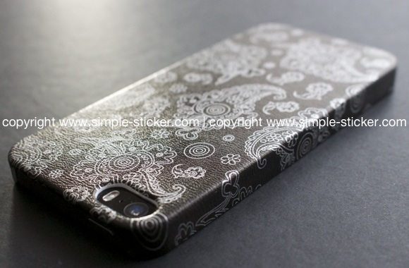 iPhone Schutzhülle / Case für iPhone 5/5S - Shaherezada