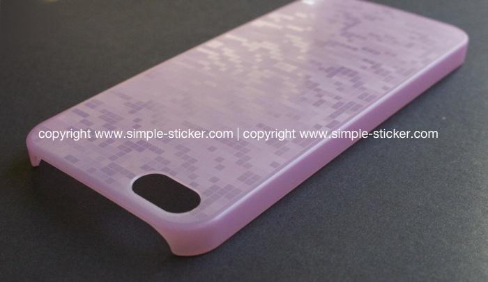 iPhone Schutzhülle / Case für iPhone 5/5S - simple-sticker.com