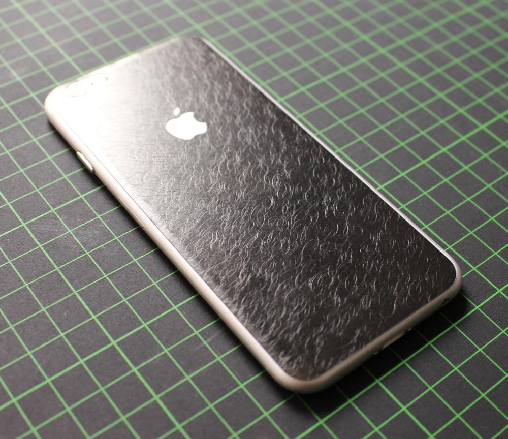 iPhone 6 / 6S / 6 Plus / 6S Plus / 7 Aufkleber / Sticker / Skin. 3D Aufkleber für die Rückseite. - Der Hammer