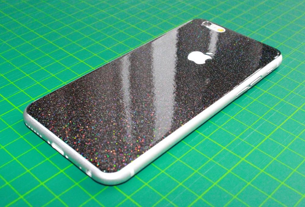 iPhone 6 / 6S / 6 Plus / 6S Plus Aufkleber / Sticker / Skin. 3D Aufkleber für die Rückseite. - simple-sticker.com