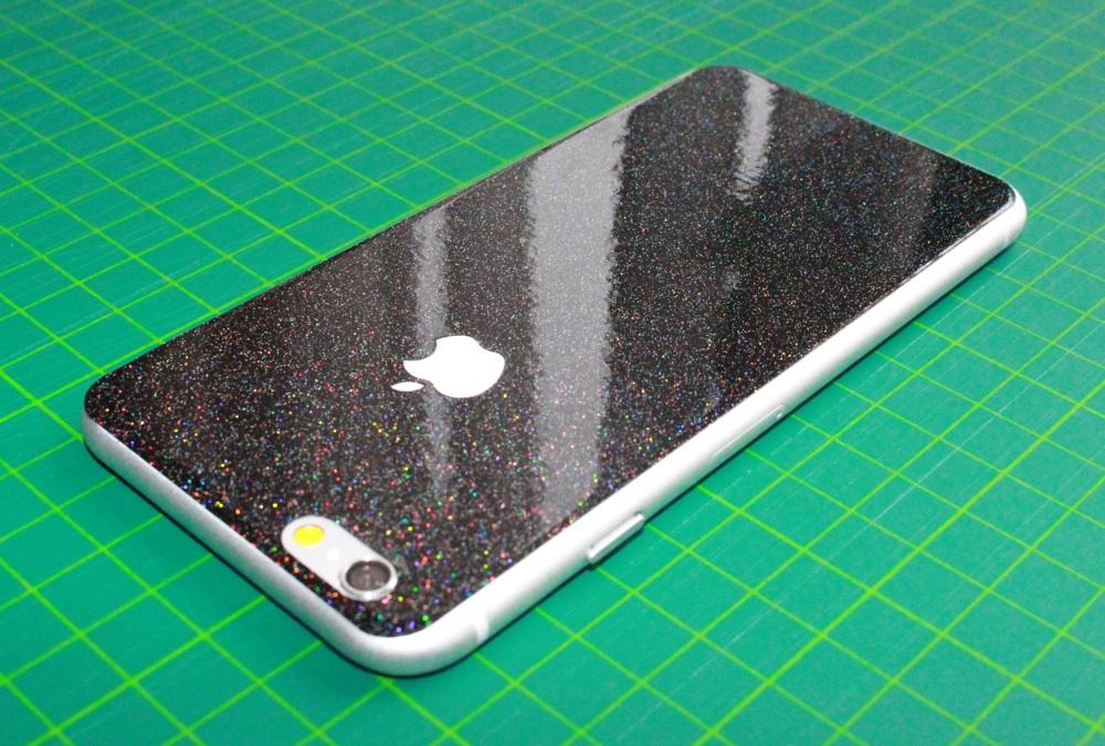 iPhone 6 / 6S / 6 Plus / 6S Plus / 7 Aufkleber / Sticker / Skin. 3D Aufkleber für die Rückseite. - simple-sticker.com