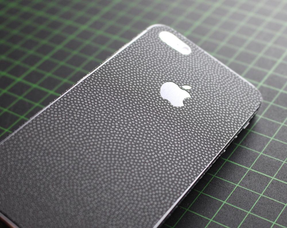 iPhone Aufkleber / Sticker 3D Struktur für iPhone 4/4S/5/5S - Tropfen